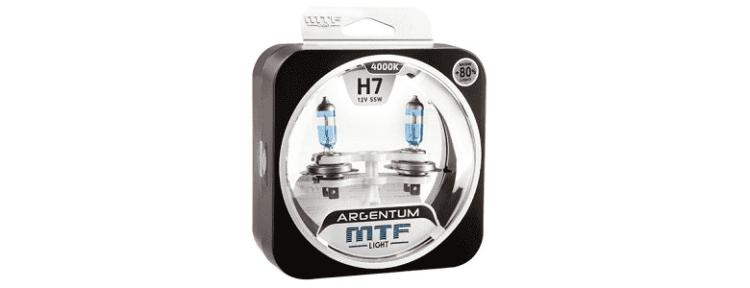MTF Light H7 Argentum +80% - рейтинг, отзывы, цена, фото