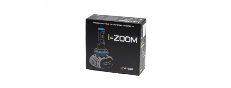 Optima LED i-ZOOM H4 5100K - рейтинг, обзор, цена, отзывы, фото