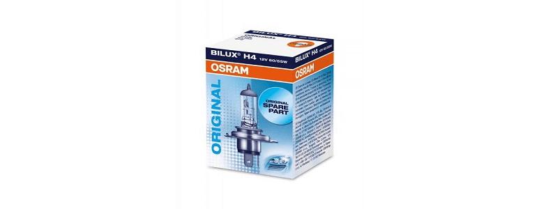 Osram Original Line H4 - обзор, рейтинг, цена, отзывы, фото