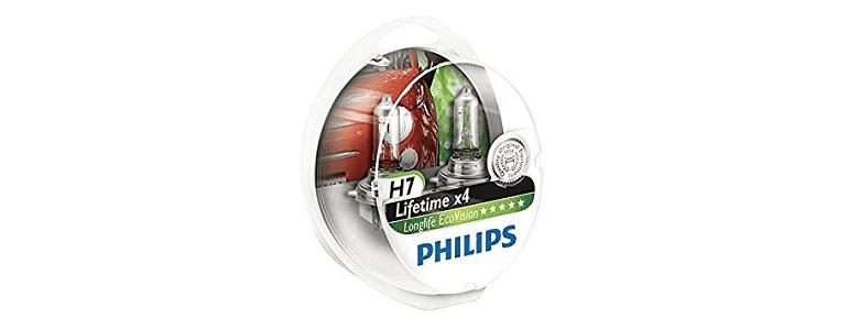 Philips H4 LongLife EcoVision - рейтинг, обзор, цена, отзывы, фото