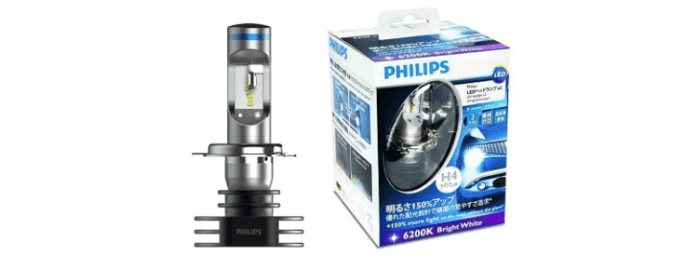 Philips LED X-treme Ultinon 6200 K - обзор, цена, отзывы, рейтинг