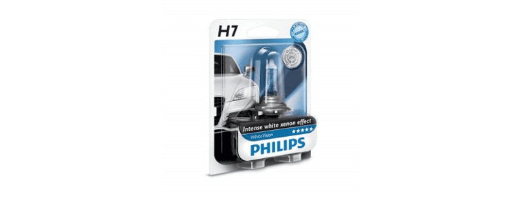 Philips WhiteVision H7 - рейтинг, отзывы, фото, цена