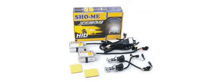 Sho-Me H4 Standard 4300K - обзор, рейтинг, цена, отзывы