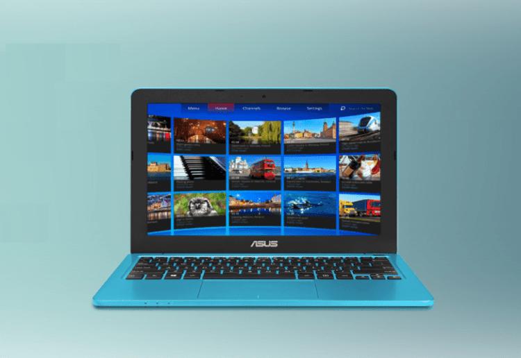 ASUS EeeBook E202SA - 6 место в рейтинге лучших ноутбуков АСУС