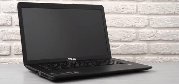 ASUS X751SA - обзор, цена, отзывы, фото, рейтинг