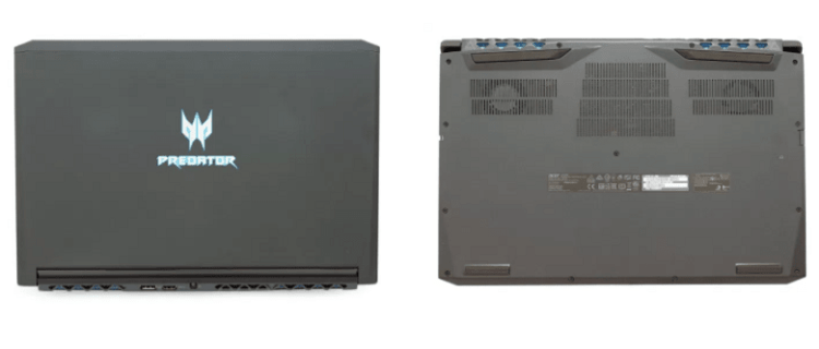 Acer Predator Triton 700 - внешний вид, обзор, плюсы и минусы