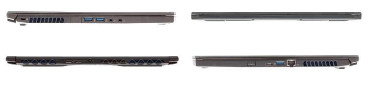Acer Predator Triton 700 - обзор, плюсы и минусы, устройства ввода/вывода
