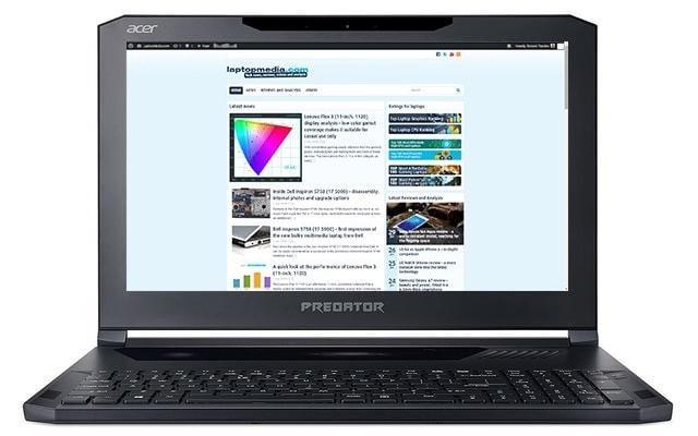 Acer Predator Triton 700 - обзор, плюсы и минусы, батарея