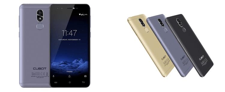 Cubot R9 - телефон до 5000 рублей с aliexpress, цена