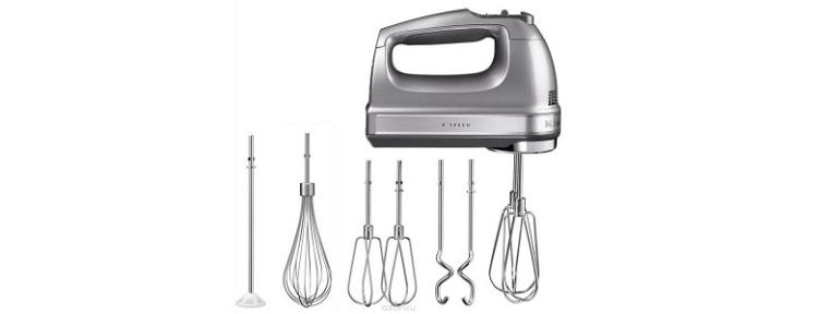 KitchenAid 5KHM9212ECU - обзор, рейтинг, цена, отзывы