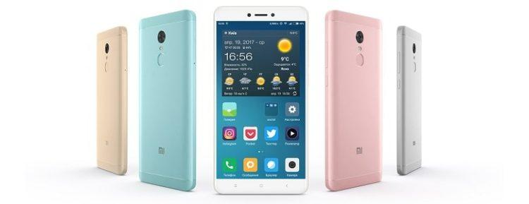 Xiaomi Redmi Note 4X 3/16GB - рейтинг, отзывы, сравнение, цена, фото