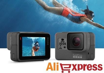 Лучшие экшн-камеры с Алиэкспресс
