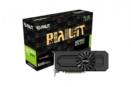 Palit GeForce GTX 1060