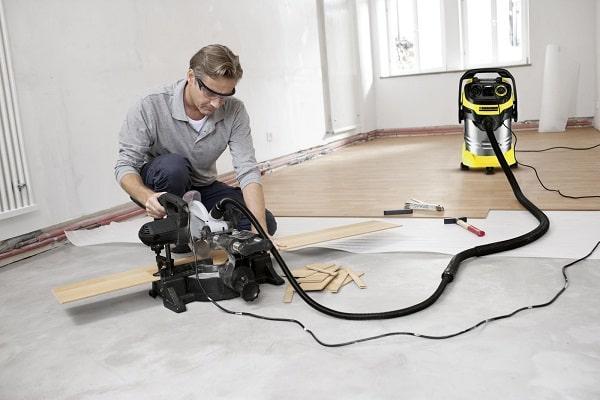 Лучшие недорогие строительные пылесосы - Рейтинг 2018-2019 года