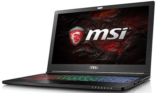 MSI GS63 8RE Stealth