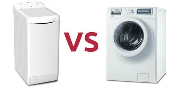 Выбираем тип загрузки узкой стиральной машины