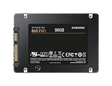 Samsung 860 EVO (MZ-76E500BW)