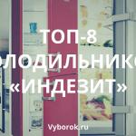 8 лучших холодильников «Индезит»