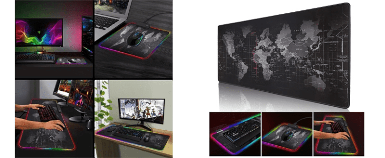 iahead Gaming Mouse Pad