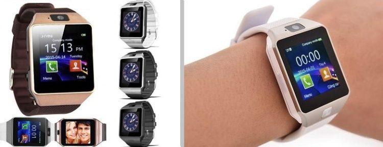 Cawono Smart Watch DZ09 Android