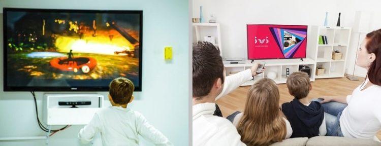 Лучшие телевизоры функцией Smart TV (40-43 дюйма) - Рейтинг 2019 года