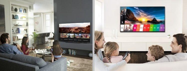 Лучшие телевизоры LG - Рейтинг 2019 года