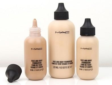 Face&Body Foundation, MAC