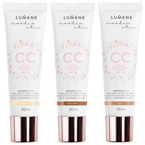 Lumene CC Color Correcting Cream