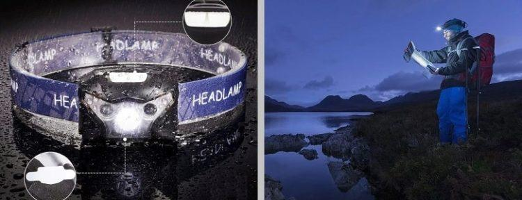 Pocketman Headlamp A1/A1R
