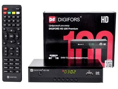 Digifors HD 100 Premium