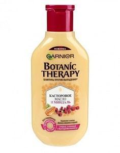 Garnier Botanic Therapy Касторовое масло и Миндаль