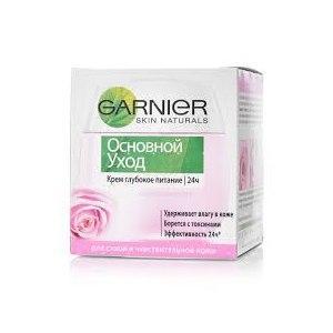 Garnier Skin Naturals «Глубокое Питание 24ч»