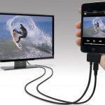 Как подключить телефон к телевизору?