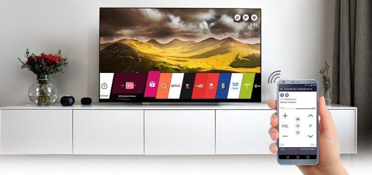 Как управлять телевизором со смартфона/планшета?