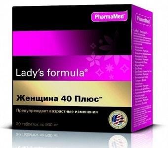 Lady's formula Женщина 30 Плюс
