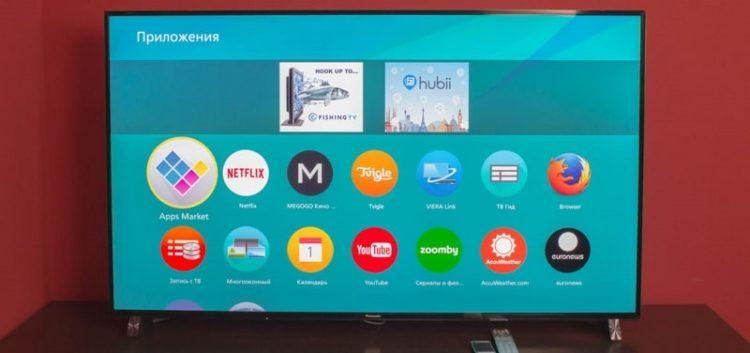 My Home Screen - SMART TV для телевизоров Panasonic