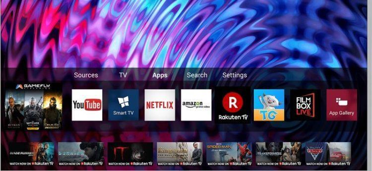 Android - Smart TV для телевизоров Philips, Sony и Xiaomi