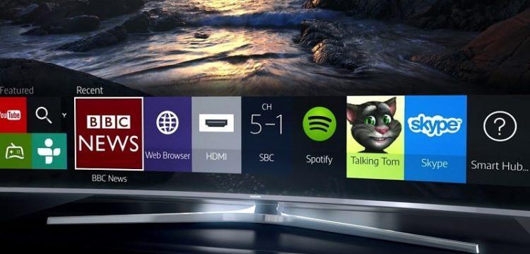 Tizen OS — Smart TV для Samsung