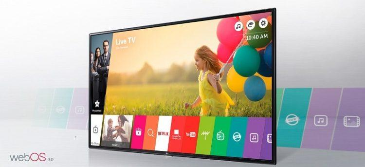 Web OS - Smart для телевизоров LG