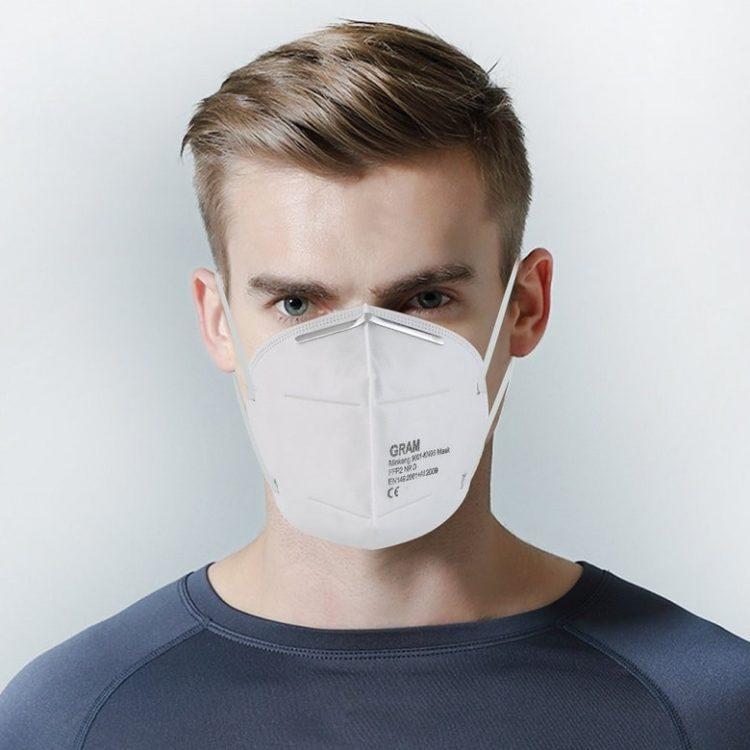 Пылезащитная маска класс FFP2