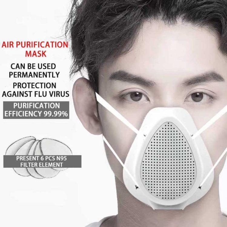 Electric Mask Respirator