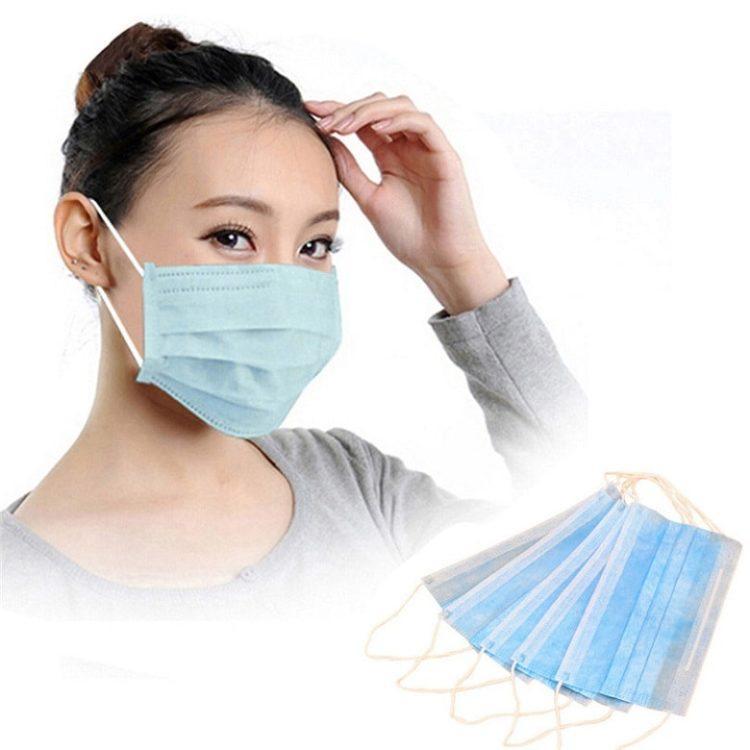 Защитная маска от коронавируса