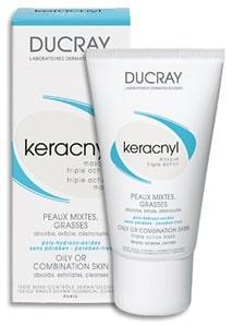 Ducray Keracnyl Маска тройного действия