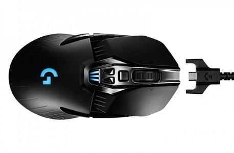 Logitech G G900 Chaos Spectrum Black USB