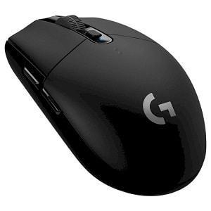 Logitech G305 LIGHTSPEED Black USB