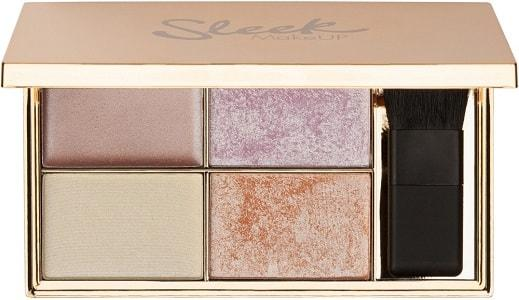 Sleek MakeUp Highlighting Palette Solstice