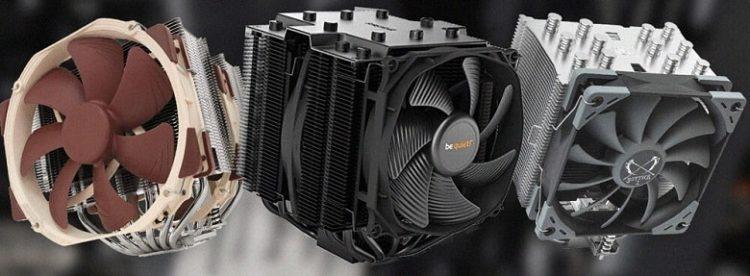 Лучшие кулеры для процессора Intel и Ryzen- Рейтинг 2020 года
