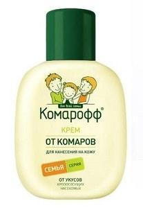 Крем Комарофф «Семья»