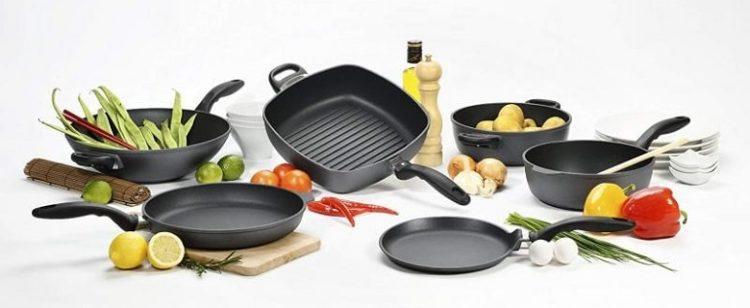 Лучшие антипригарные сковороды безопасные - Рейтинг 2020 года