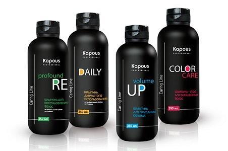Kapous Professional шампунь-уход